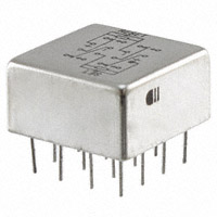 TE Connectivity Aerospace, Defense and Marine - 3SBM1071A2 - RELAY GEN PURPOSE 4PDT 2A 26.5V