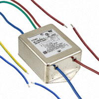 TE Connectivity Corcom Filters - 6609034-4 - LINE FILTER 250VAC 3A CHASS MNT