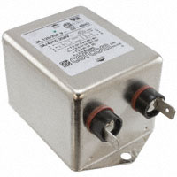 TE Connectivity Corcom Filters - 6609049-1 - LINE FILTER 250VAC 3A CHASS MNT