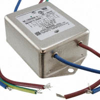 TE Connectivity Corcom Filters - 6609032-6 - LINE FILTER 250VAC 3A CHASS MNT
