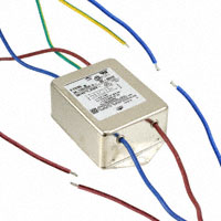 TE Connectivity Corcom Filters - 3VSK3 - LINE FILTER 250VAC 3A CHASS MNT