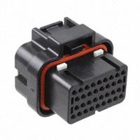 TE Connectivity AMP Connectors - 4-1437290-0 - CONN PLUG HOUSING 34POS 4 ROW