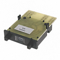 TE Connectivity ALCOSWITCH Switches - 4-1437603-7 - SWITCH THUMB HEX 0.4VA 20V