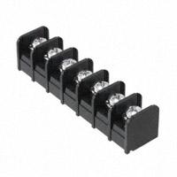 "TE Connectivity AMP Connectors - NC6-P108-07 - CONN BARRIER STRIP 7CIRC 0.375"""
