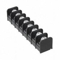 "TE Connectivity AMP Connectors - NC6-P108-08 - CONN BARRIER STRIP 8CIRC 0.375"""