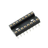 TE Connectivity AMP Connectors - 4-1571551-4 - CONN IC DIP SOCKET 16POS GOLD