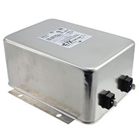 TE Connectivity Corcom Filters - 4-1609037-0 - LINE FILTER 250VAC 20A CHASS MNT
