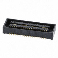 TE Connectivity AMP Connectors - 4-1658043-1 - CONN RCPT 40POS 0.8MM SMD GOLD