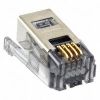 TE Connectivity AMP Connectors - 4-1761184-1 - CONN PLUG 4POS SDL AU FLAT