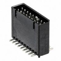 TE Connectivity AMP Connectors - 4-176756-8 - CONN HEADER 18POS DL VERT SMD