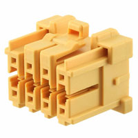 TE Connectivity AMP Connectors - 4-1971905-4 - GRACE INERTIA PLUG HOUSING 8POS
