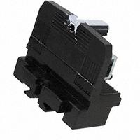 TE Connectivity AMP Connectors - 426-BU - TERM BLK NEMA 2POS BLACK