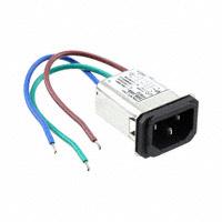 TE Connectivity AMP Connectors - 4-6609006-0 - PWR ENT RCPT IEC320-C14 PNL WIRE