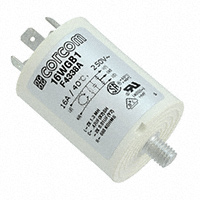 TE Connectivity Corcom Filters - 4-6609089-0 - LINE FILTER 250VAC 16A CHASS MNT