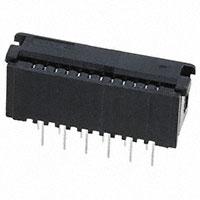 TE Connectivity AMP Connectors - 487576-4 - CONN FFC VERT 12POS 1.27MM PCB