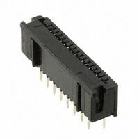 TE Connectivity AMP Connectors - 487576-9 - CONN FFC VERT 17POS 1.27MM PCB