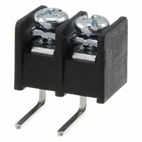 """TE Connectivity AMP Connectors - 4DB-R108-02 - CONN BARRIER STRIP 2CIRC 0.325"""""""