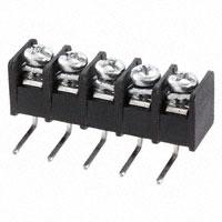 """TE Connectivity AMP Connectors - 4DB-R108-05 - CONN BARRIER STRIP 5CIRC 0.325"""""""