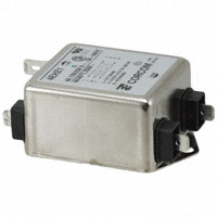 TE Connectivity Corcom Filters - 2-1609037-8 - LINE FILTER 250VAC 4A CHASS MNT