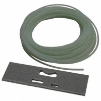 """TE Connectivity Raychem Cable Protection - 500013-1 - SPIRAL WRAP 1/8"""" X 50' NATURAL"""