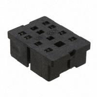 TE Connectivity Potter & Brumfield Relays - 5-1415043-1 - SOCKET 2 POLE PCB PT