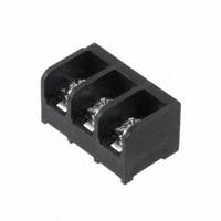 "TE Connectivity AMP Connectors - 6PCV-03-006 - CONN BARRIER STRIP 3CIRC 0.375"""