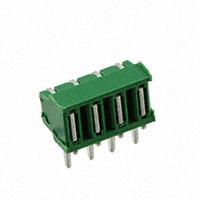 TE Connectivity AMP Connectors - 5164711-4 - CONN RCPT 4POS R/A 2.5MM