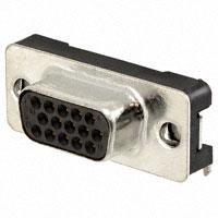 TE Connectivity AMP Connectors - 5177802-9 - CONN DSUB HD RCPT 15POS R/A SLDR