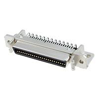 TE Connectivity AMP Connectors - 5178238-7 - CONN CHAMP RCPT 50POS .050 R/A