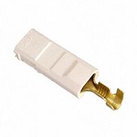 TE Connectivity AMP Connectors - 521547-1 - CONN QC RCPT 14-18AWG 0.250