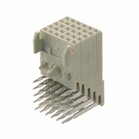 TE Connectivity AMP Connectors - 5223008-1 - CONN RCPT 30POS R/A 2MM PRESSFIT
