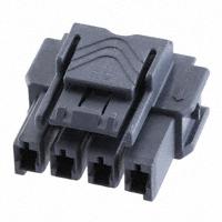 TE Connectivity AMP Connectors - 5-2232265-4 - CONN PLUG HOUSING 4POS 6MM