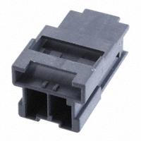 TE Connectivity AMP Connectors - 5-2232358-2 - CONN RCPT HOUSING 2POS 6MM