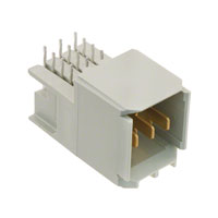 TE Connectivity AMP Connectors - 5223961-1 - CONN PLUG 3POS R/A UNIVER Z-PACK