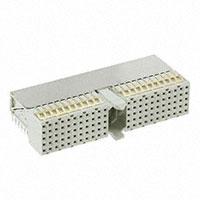 TE Connectivity AMP Connectors - 5352068-4 - CONN 2MM HM RCPT 110POS R/A GOLD