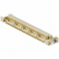 TE Connectivity AMP Connectors - 5353190-8 - CONN RCPT 100POS DL VERT 0.6MM