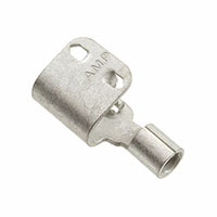 TE Connectivity AMP Connectors - 53660-4 - CONN TERM FOIL TAP 8 AWG TIN