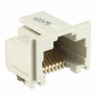 TE Connectivity AMP Connectors - 5406721-2 - CONN MOD JACK 8P8C R/A UNSHLD