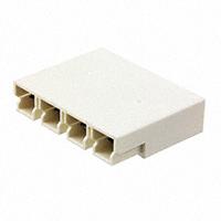TE Connectivity AMP Connectors - 54483-4 - CONN HOUSING PWR LK SER 1 4POS