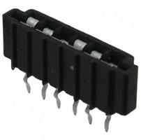 TE Connectivity AMP Connectors - 5-520315-6 - CONN FFC VERT 6POS 2.54MM PCB