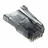 TE Connectivity AMP Connectors - 5-520532-1 - CONN PLUG 4POS SDL RND 36 SERIES