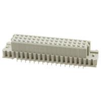 TE Connectivity AMP Connectors - 5536484-5 - ASSY RECEPT EURO TYPEC/2 L-FR
