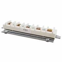 TE Connectivity AMP Connectors - 554862-1 - CONN BARRIER STRIP 9CIRCUIT