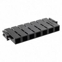 TE Connectivity AMP Connectors - 556879-7 - CONN HSG PLUG 7POS 11.18MM BLACK