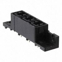 TE Connectivity AMP Connectors - 556881-3 - CONN RCPT 3POS 11.18MM PCB SLDR