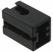 TE Connectivity AMP Connectors - 557313-1 - ACCY MOUNTING ADAPTER BLACK