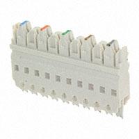 TE Connectivity AMP Connectors - 558402-1 - CONN BLOCK 5 PAIR 110 IVORY