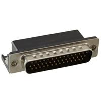 TE Connectivity AMP Connectors - 5749771-1 - CONN DSUB HD PLUG 44POS R/A SLDR
