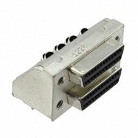 TE Connectivity AMP Connectors - 5750820-1 - CONN D-TYPE RCPT 26P R/A SOLDER