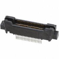 TE Connectivity AMP Connectors - 5767006-1 - CONN PLUG 38POS R/A .025 SMD